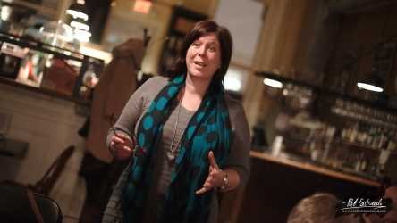 Interactive Networking, Montreal - Jan 12th, 2016