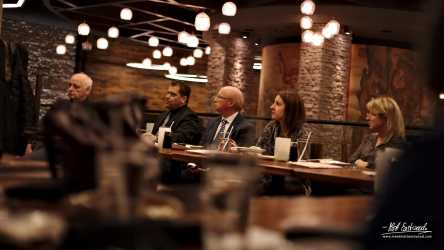 Interactive Networking, Montreal - Nov 22nd, 2016