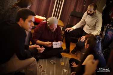 Oui Mingle plays Board Games! Nov 27th, 2016