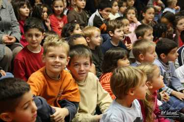 Kids in Frankfurt, Germany - Nov 30th, 2007