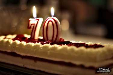 Birthday celebration, Longueuil - Jul 17, 2016