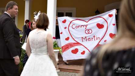 Wedding, Bavaria, Germany - Jun 11th, 2016